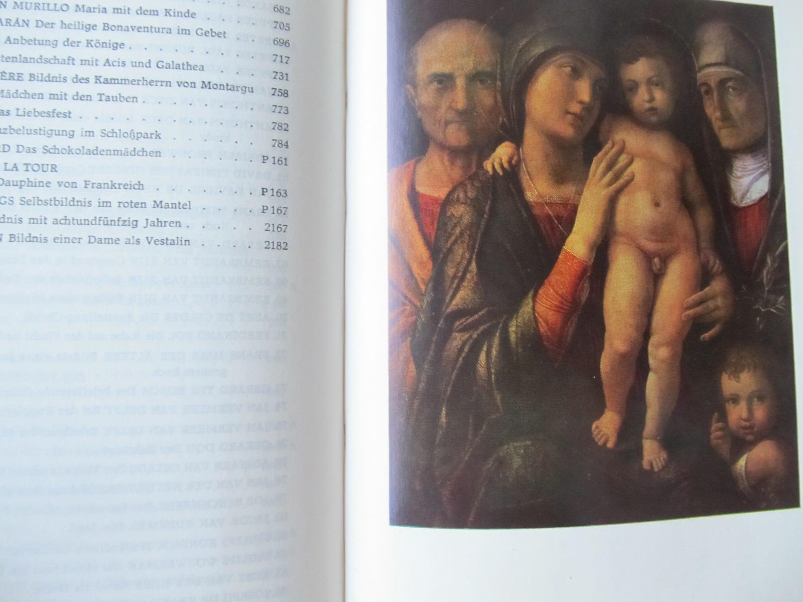 Carte Gemaldegalerie Dresden - Alte Meister (Galeria de arta Dresda) - Angelo Walther
