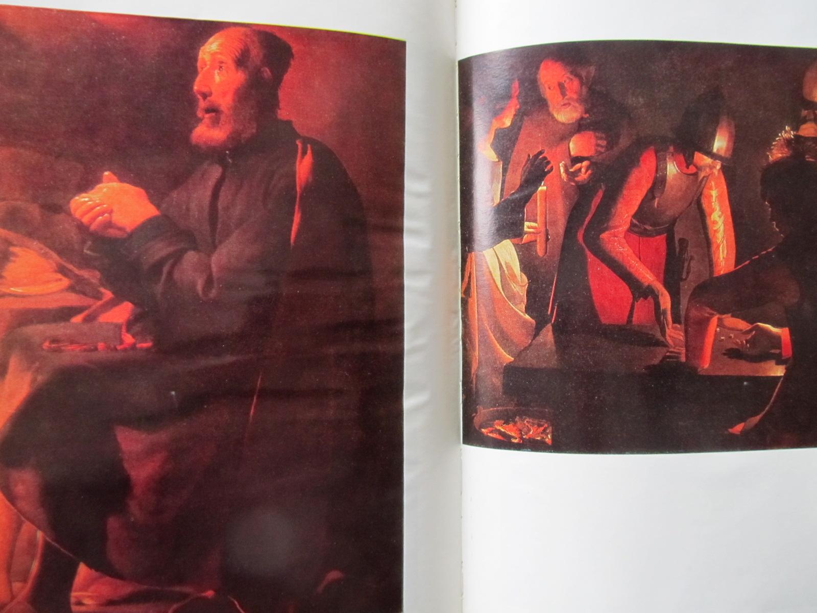 Carte Georges de la Tour (Album) - format foarte mare - Victor Ieronim Stoichita