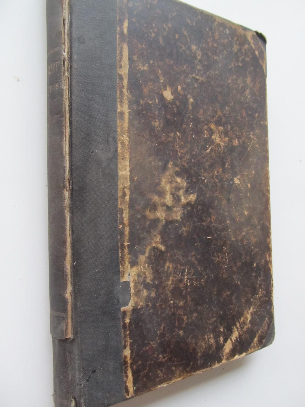 Carte Homerosi gorog nyelvtan , 1901 - Cserepes Jozsef