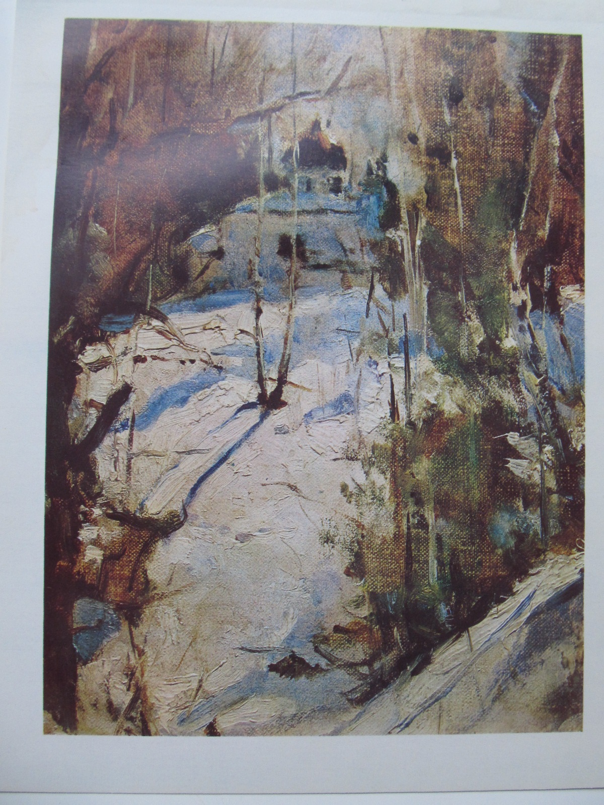 Carte Landscapes by Valentin Serov (30 reproduceri) - ***