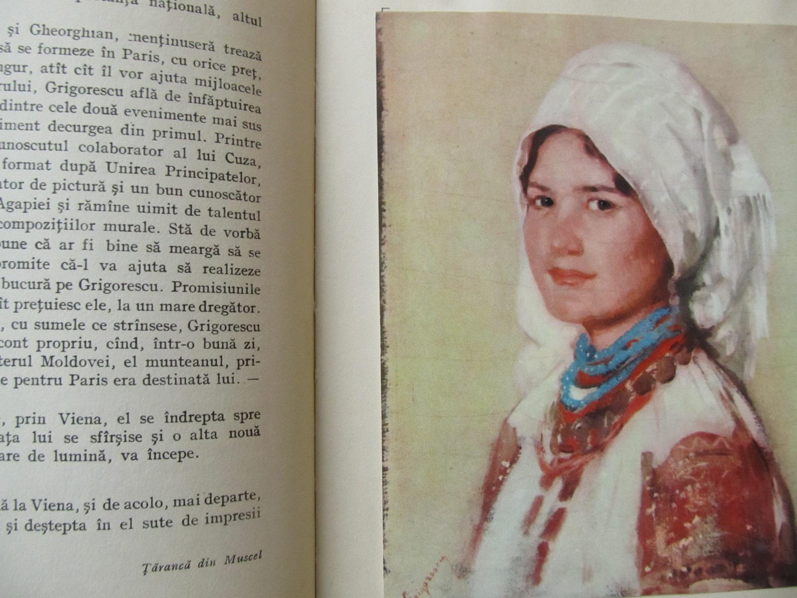Carte Nicolae Grigorescu , 1963 - George Oprescu