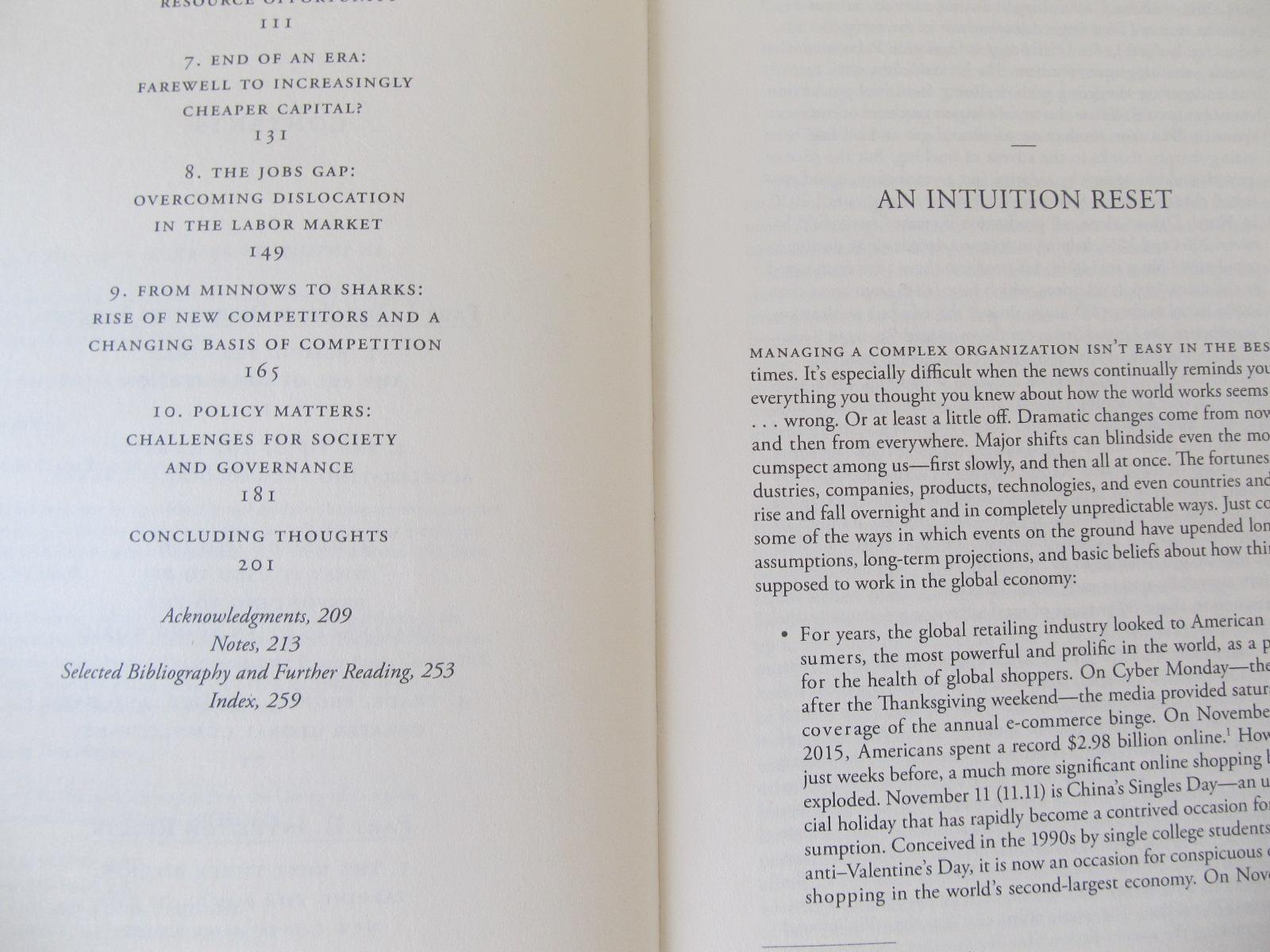 Carte No odinary disruption - Richard Dobbs , James Manyika , ..