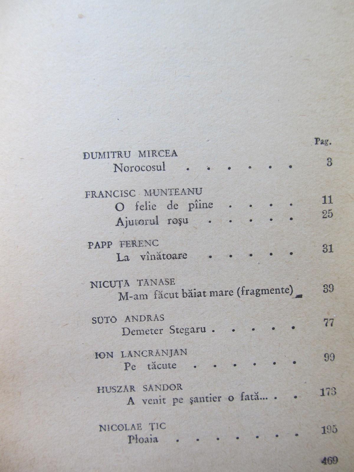 Carte Nuvela romana contemporana - culegere (vol. 2) - ***