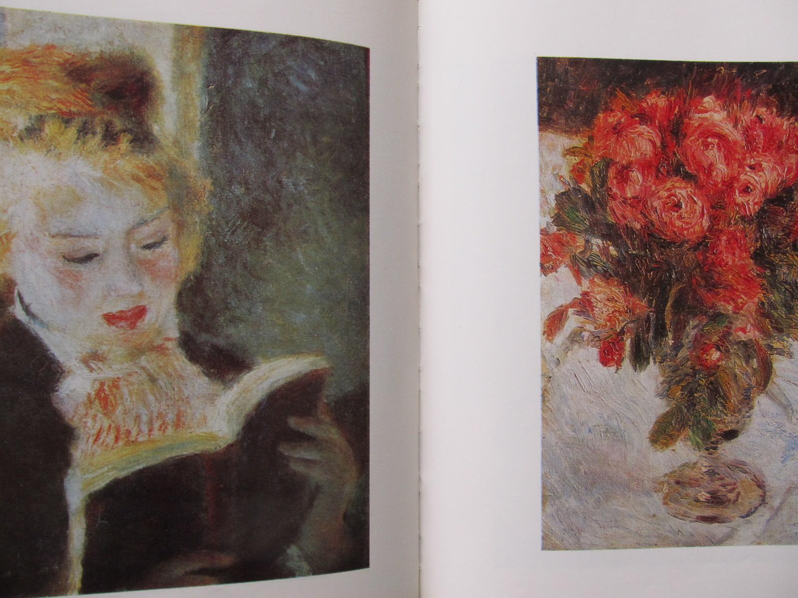 Carte Renoir (Album) - format foarte mare - Constantin Chirculescu