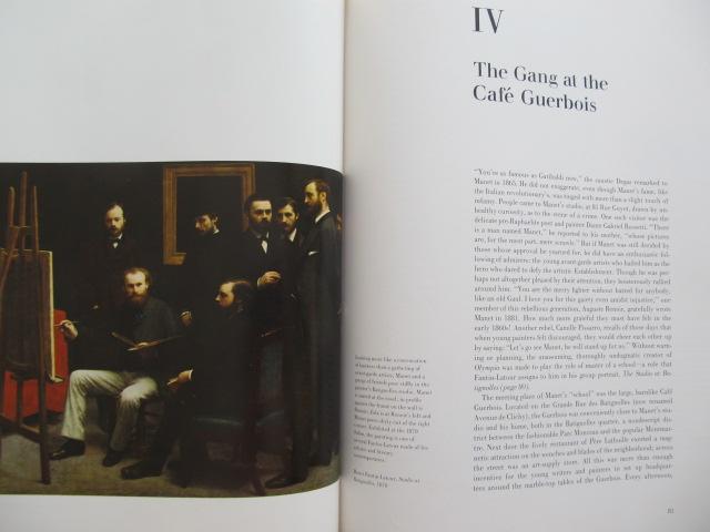 Carte The World of Manet (album) - Pierre Schneider