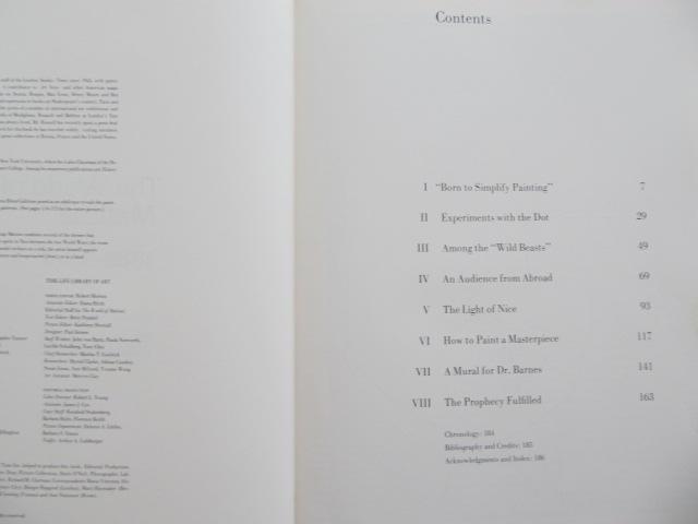 Carte The World of Matisse (album) - John Russell