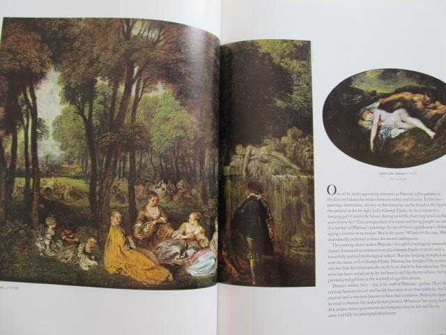 Carte The World of Watteau (album) - Pierre Schneider