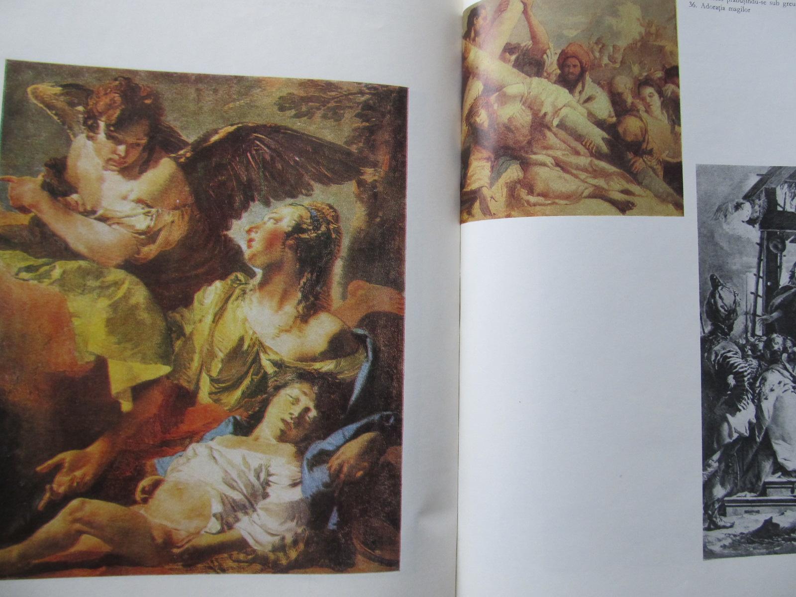 Carte Tiepolo (Album) - format foarte mare - Alexandru Balaci