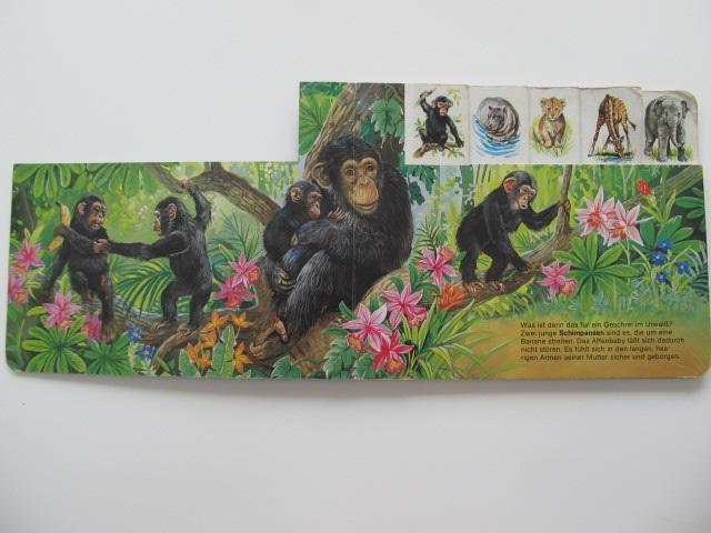 Carte Tierkinder - pagini carton gros - ***