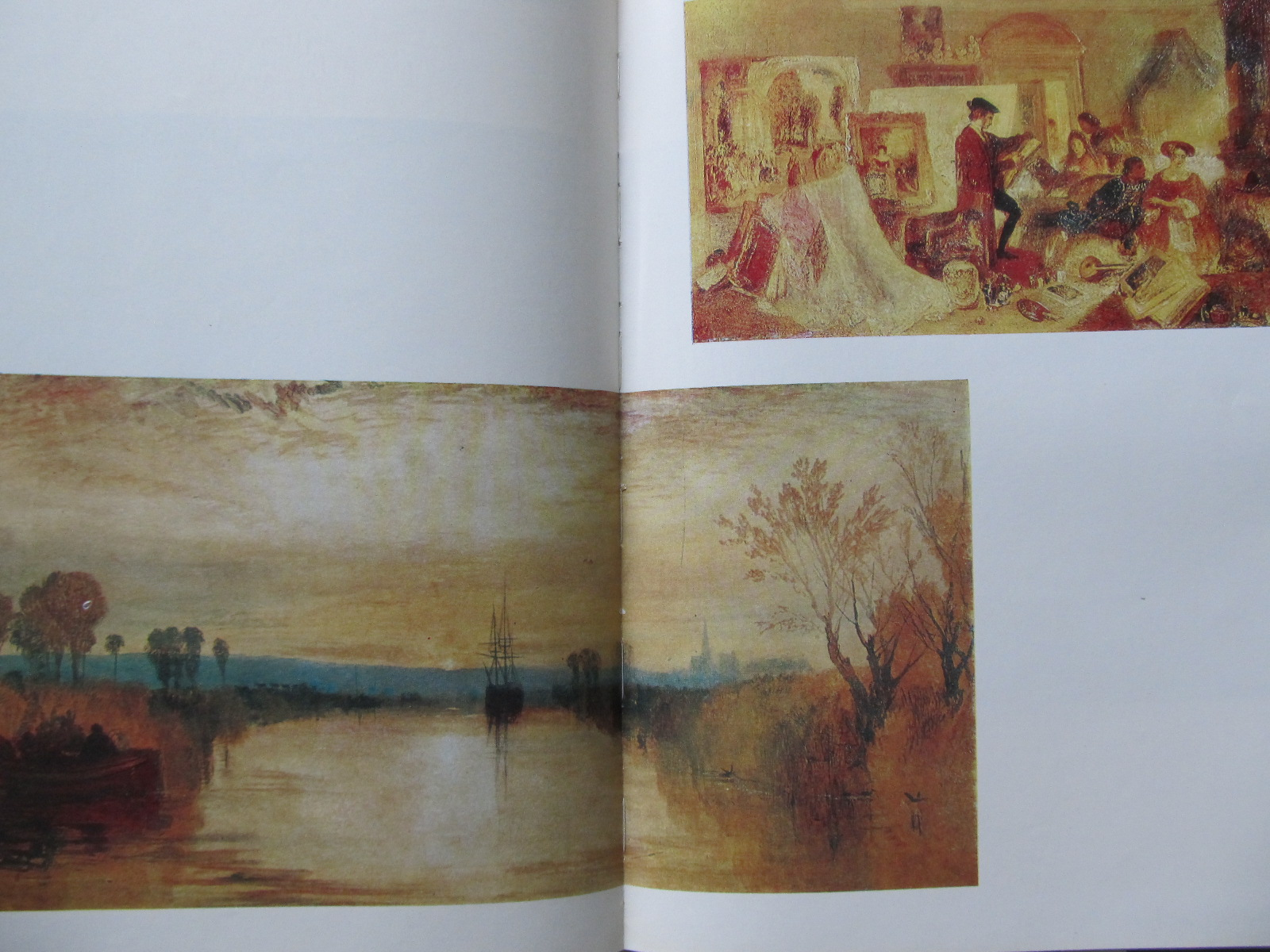 Carte Turner (Album) - format foarte mare - Vasile Nicolescu
