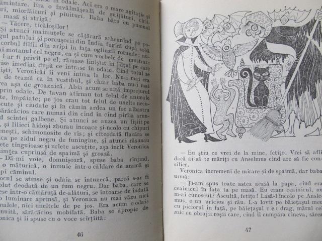 Carte Urciorul de aur (11) (ilustr. Angi Petrescu Tiparescu) [1] - E.T.A. Hoffmann