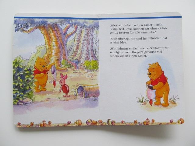 Carte Winnie Puuh und seine Freunde - Eine Riesenuberraschung - pagini cartonate - Walt Disney