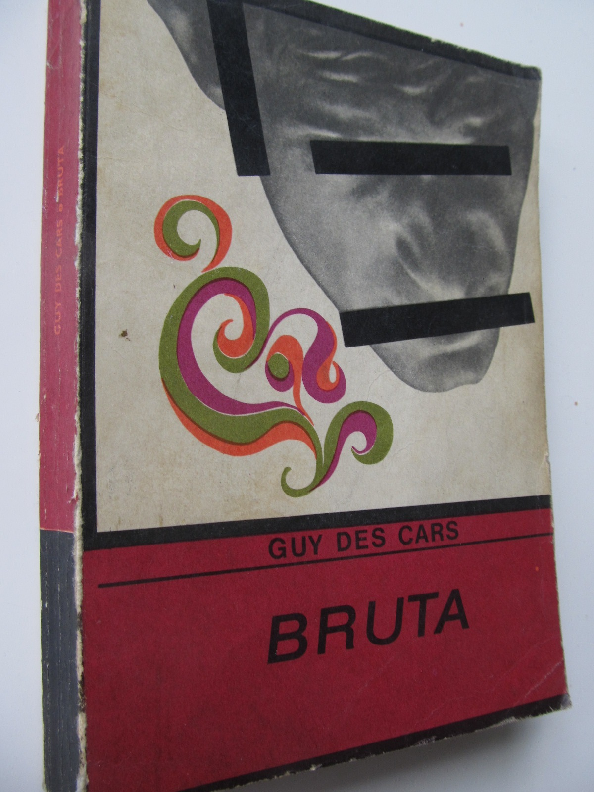 Bruta - Guy des Cars | Detalii carte