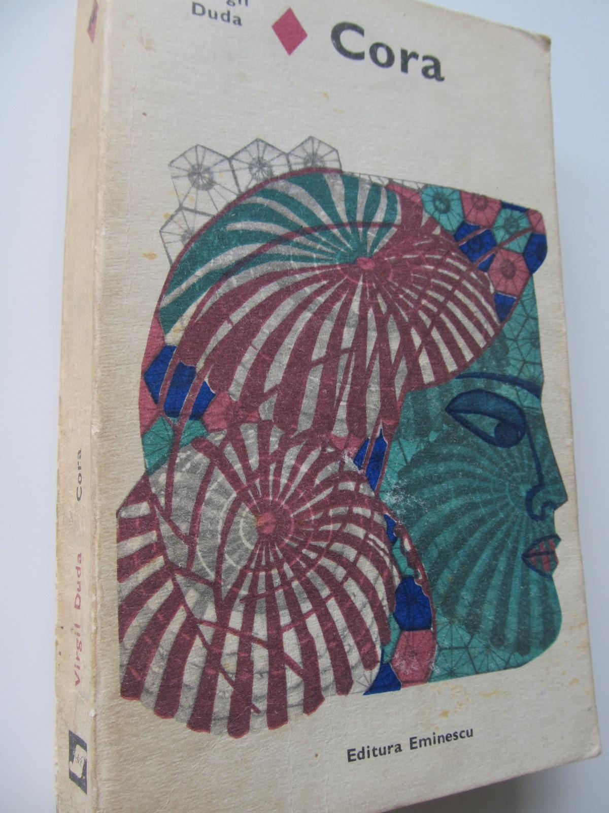 Cora - Virgil Duda | Detalii carte