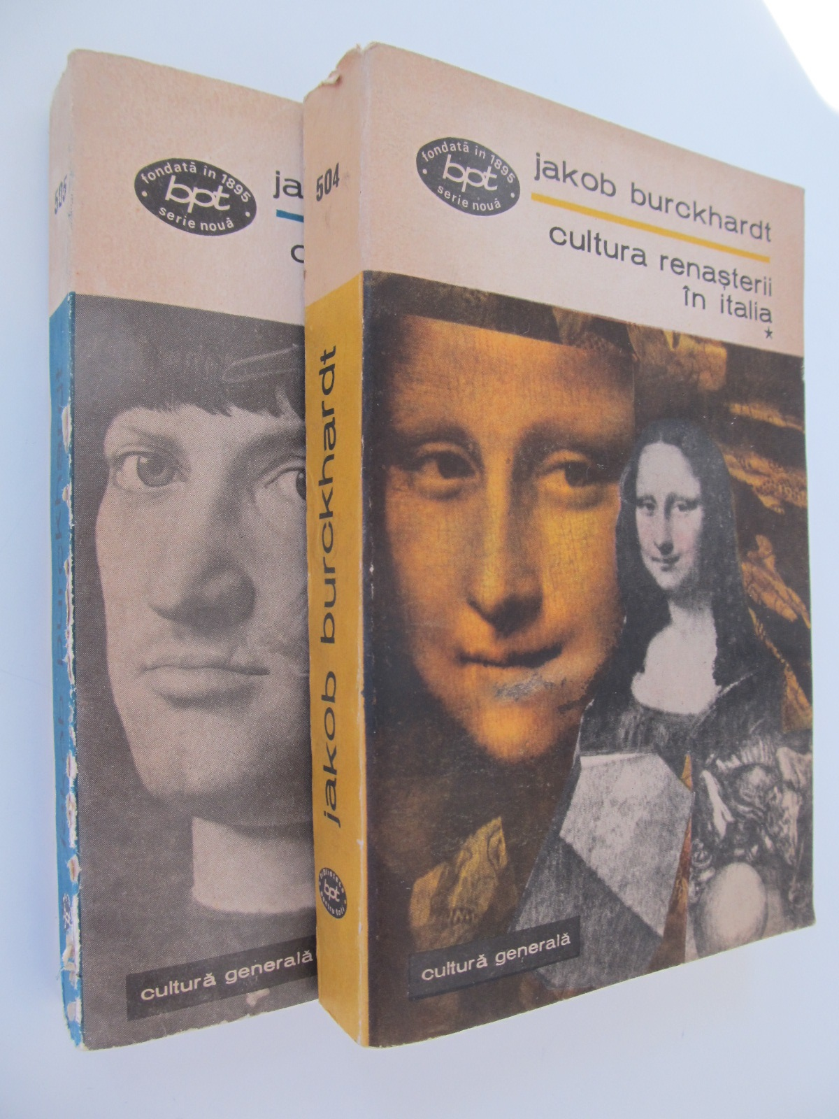 Cultura Renasterii in Italia (2 vol.) - Jakob Burckhardt | Detalii carte