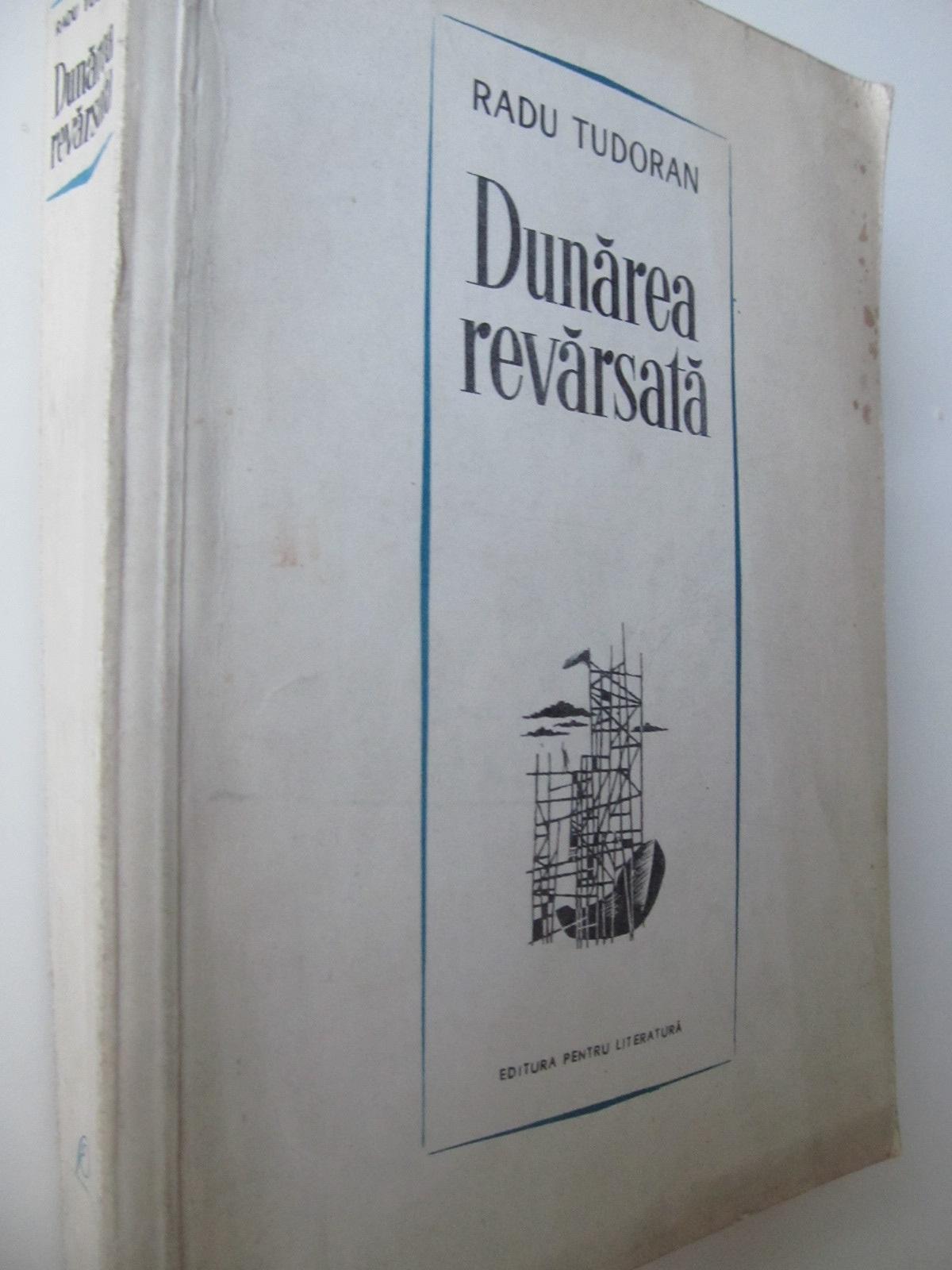 Dunarea revarsata - Radu Tudoran | Detalii carte