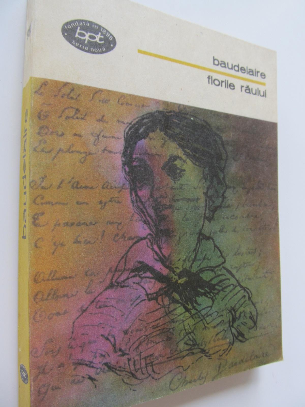 Florile raului - Baudelaire | Detalii carte
