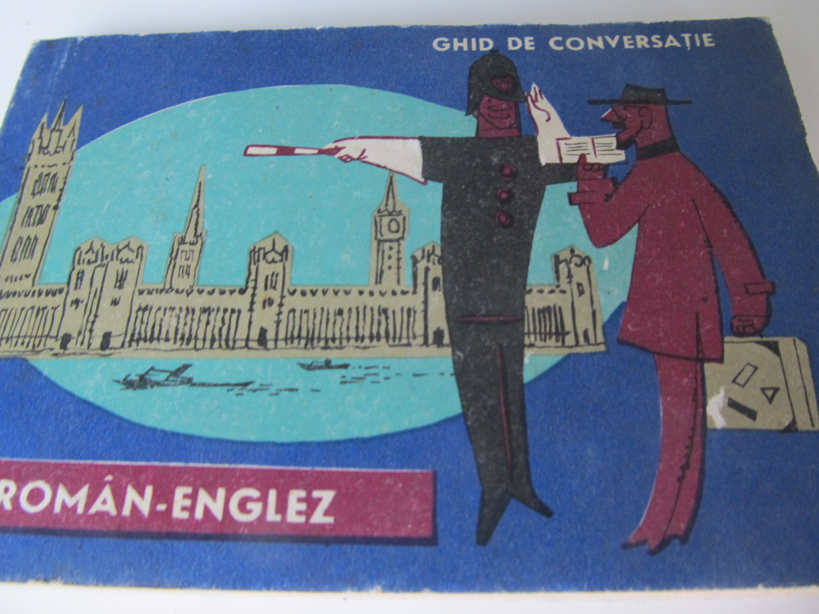 Ghid de conversatie Roman Englez - Mihai Miroiu | Detalii carte