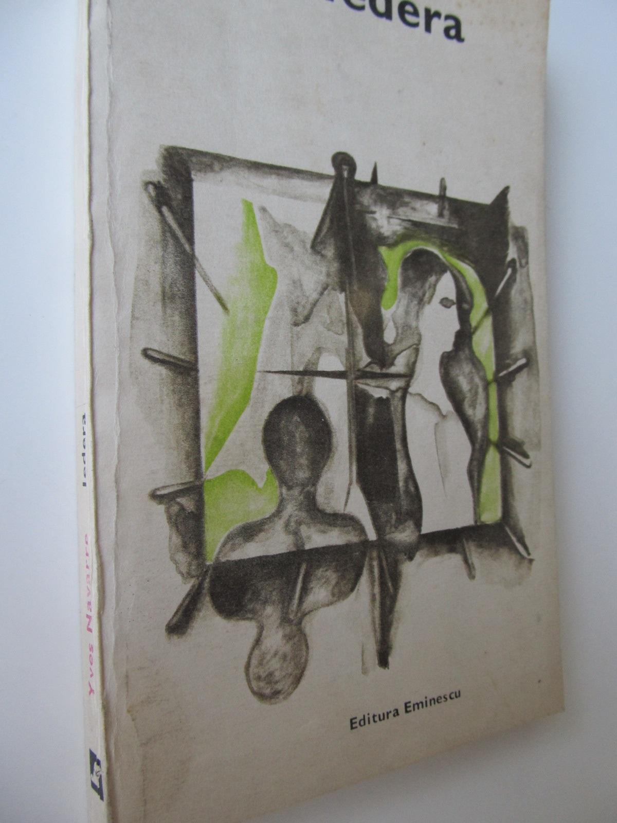 Iedera - Yves Navarre | Detalii carte