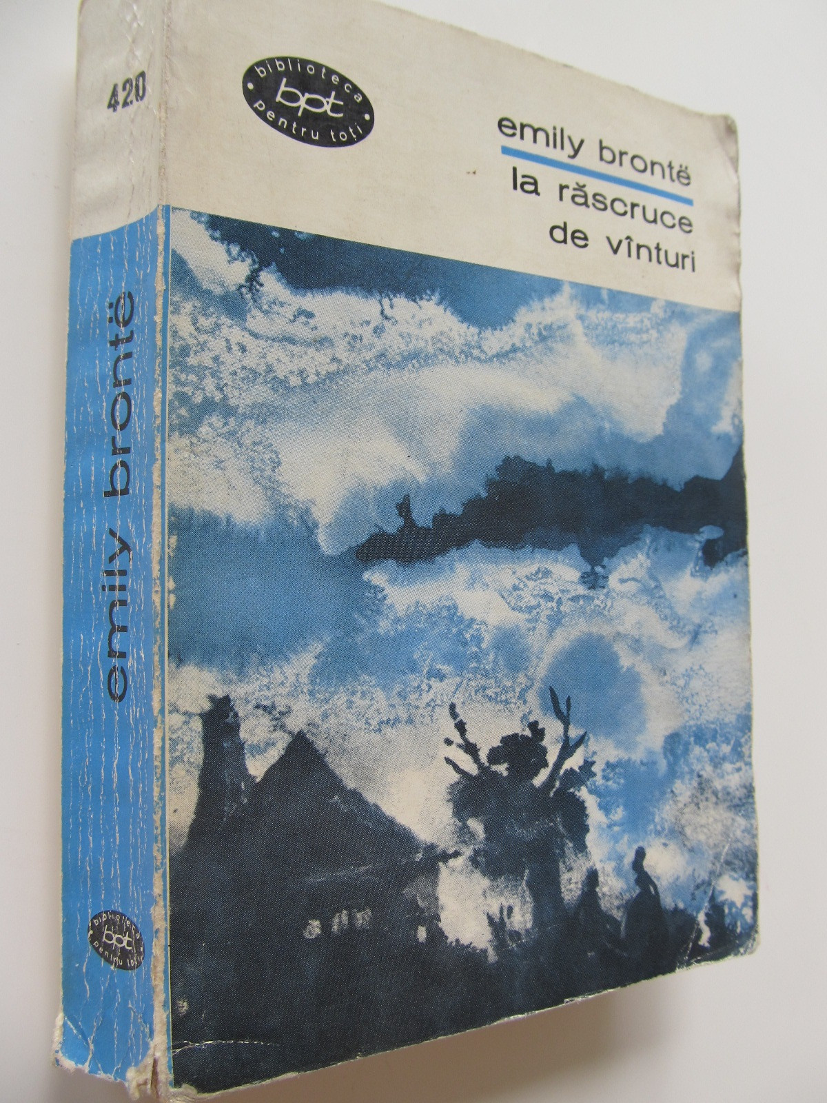 La rascruce de vanturi - Emily Bronte | Detalii carte