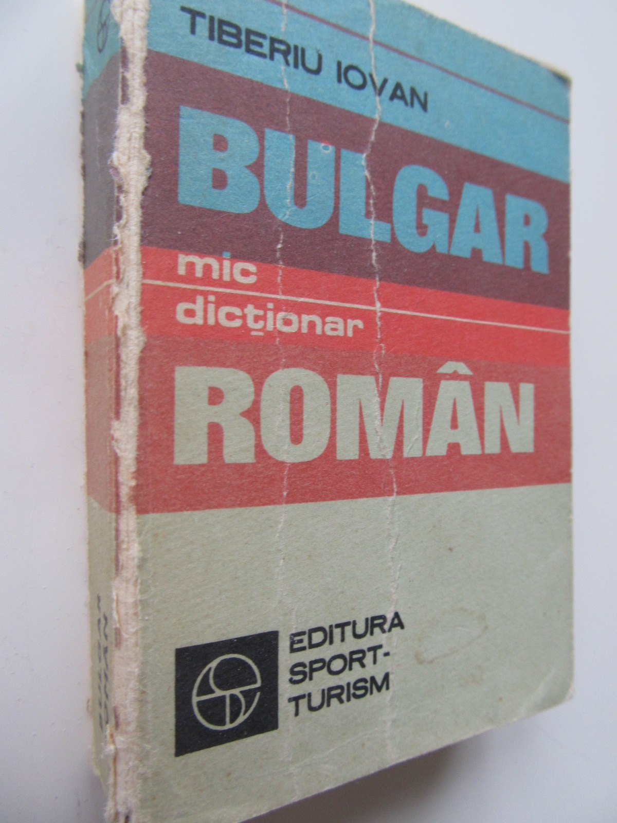 Mic dictionar Bulgar Roman - Tiberiu Iovan | Detalii carte