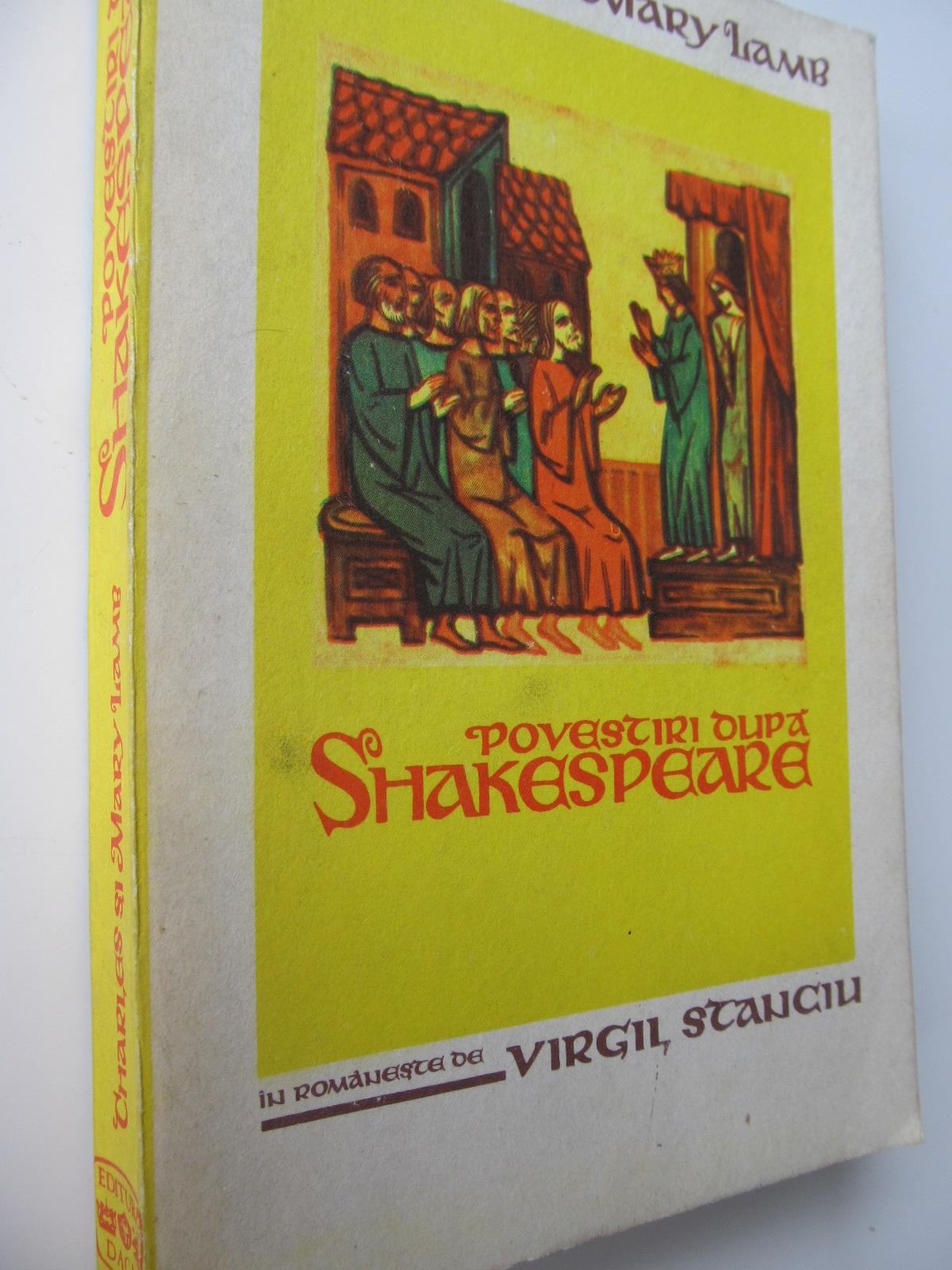Povestiri dupa Shakespeare - Charles Lamb , Mary Lamb | Detalii carte