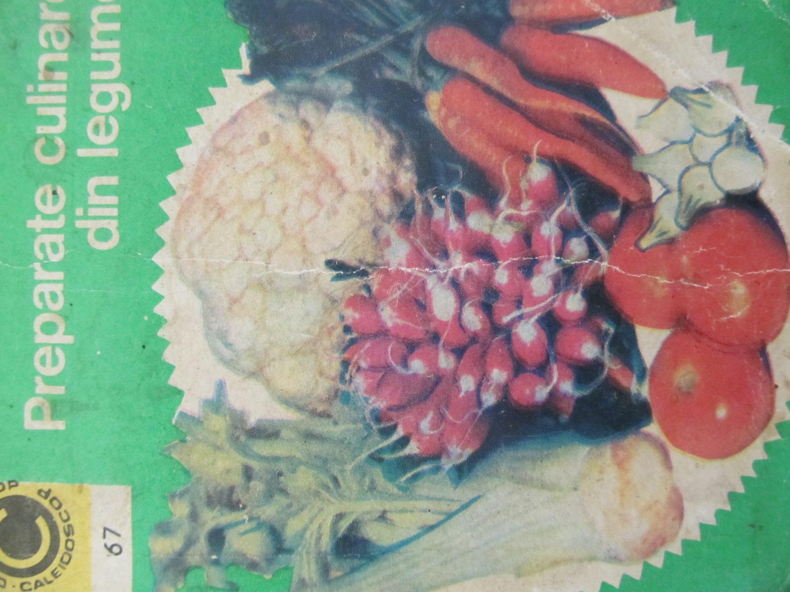 Preparate culinare din legume (67) - Brote Veronica | Detalii carte
