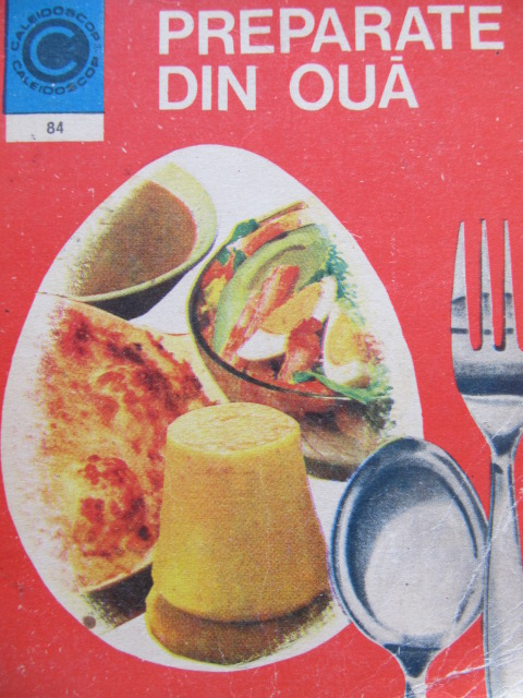 Preparate din oua (84) - Petrescu Valeria | Detalii carte