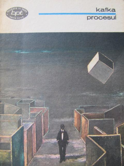 Procesul - Franz Kafka | Detalii carte