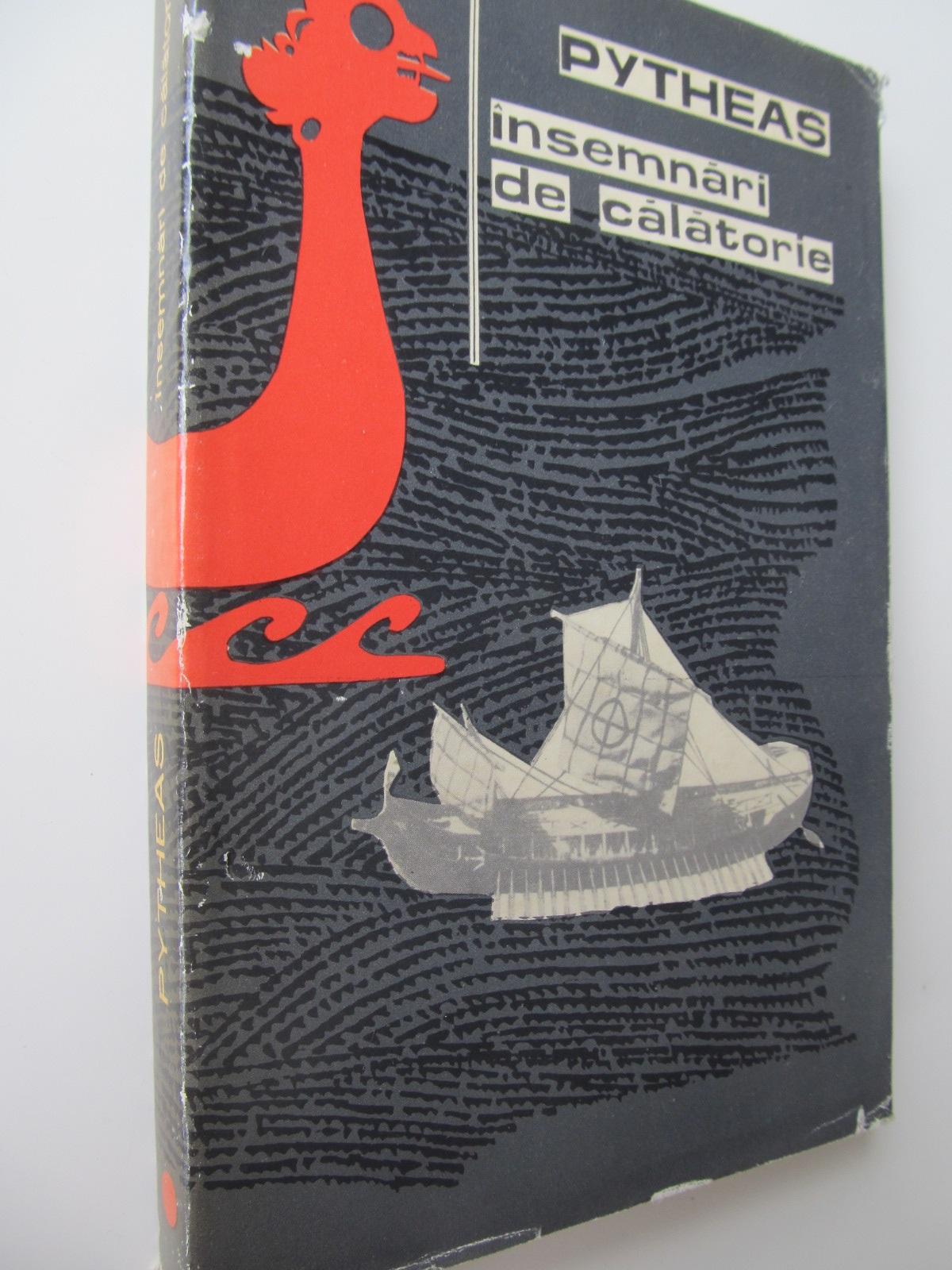 Pytheas - Insemnari de calatorie - comentat de Ferdinand Lallemand | Detalii carte