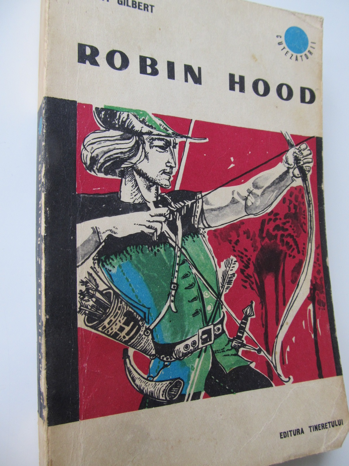 Robin Hood - Henry Gilbert | Detalii carte