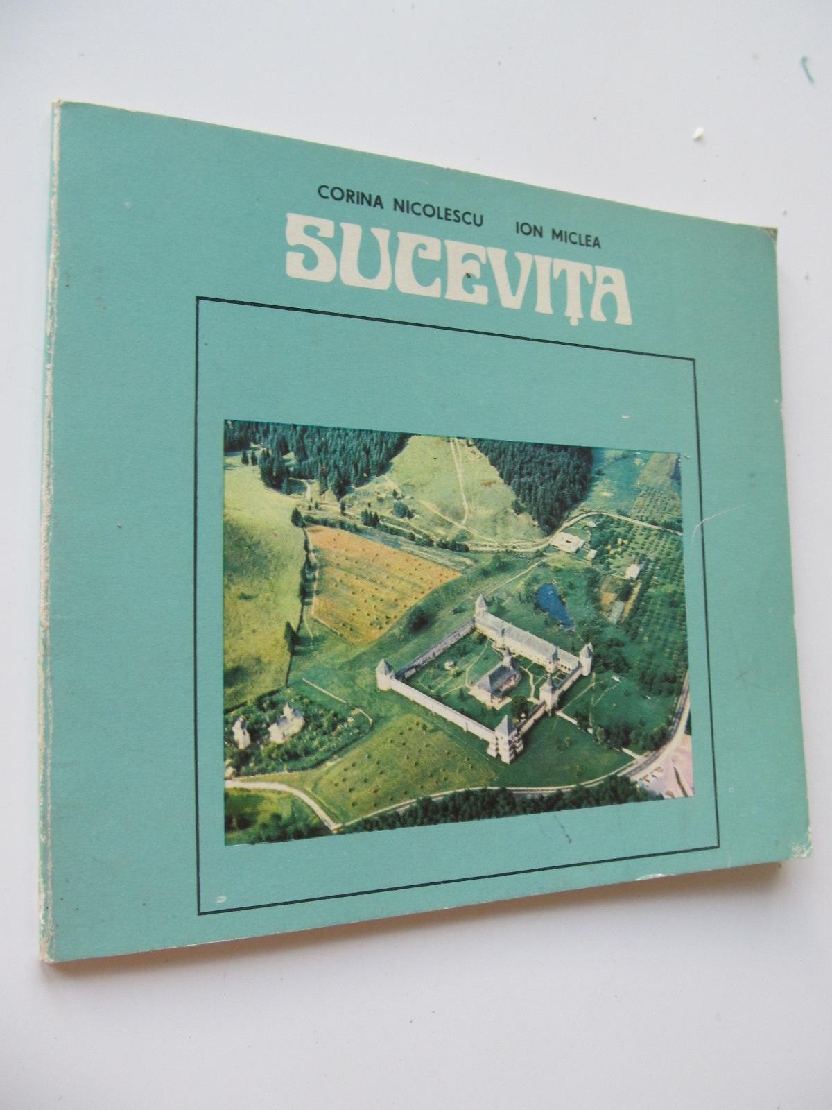 Sucevita (Album) - Corina Nicolescu , Ion Miclea | Detalii carte