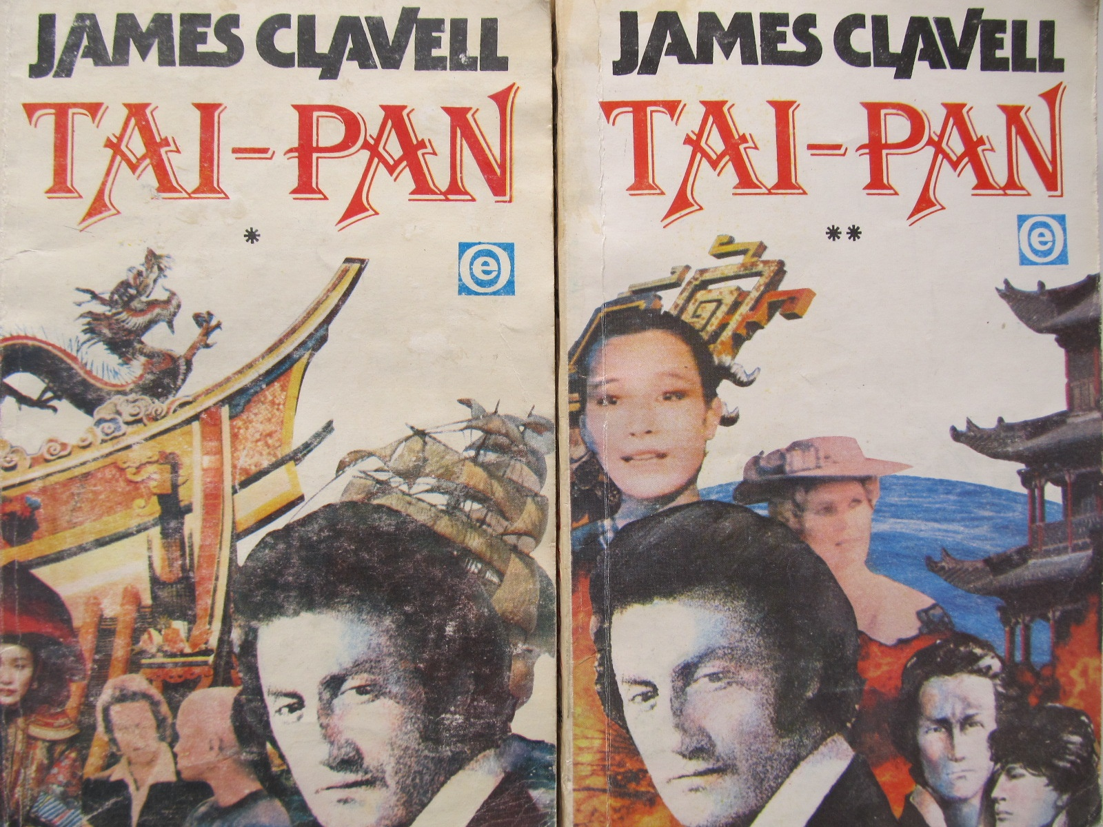 Tai Pan (2 vol.) - James Clavell | Detalii carte
