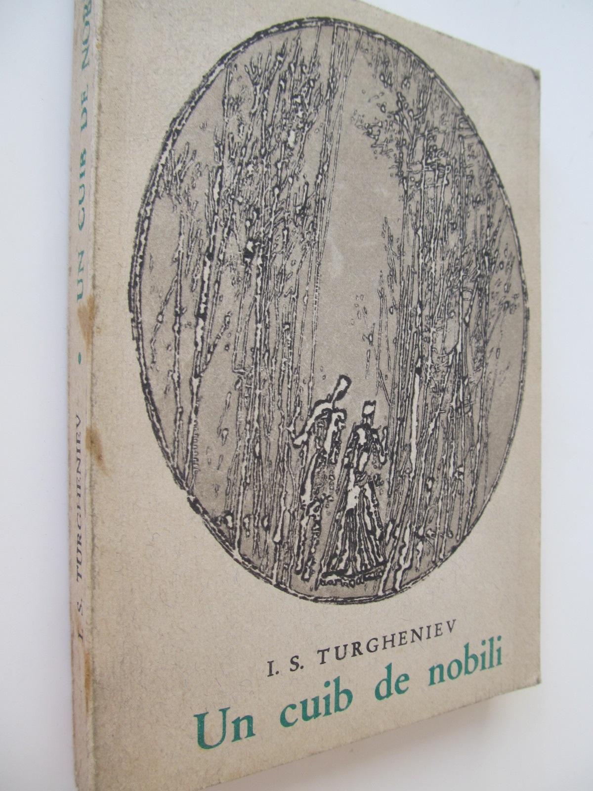 Un cuib de nobili - I. S. Turgheniev | Detalii carte
