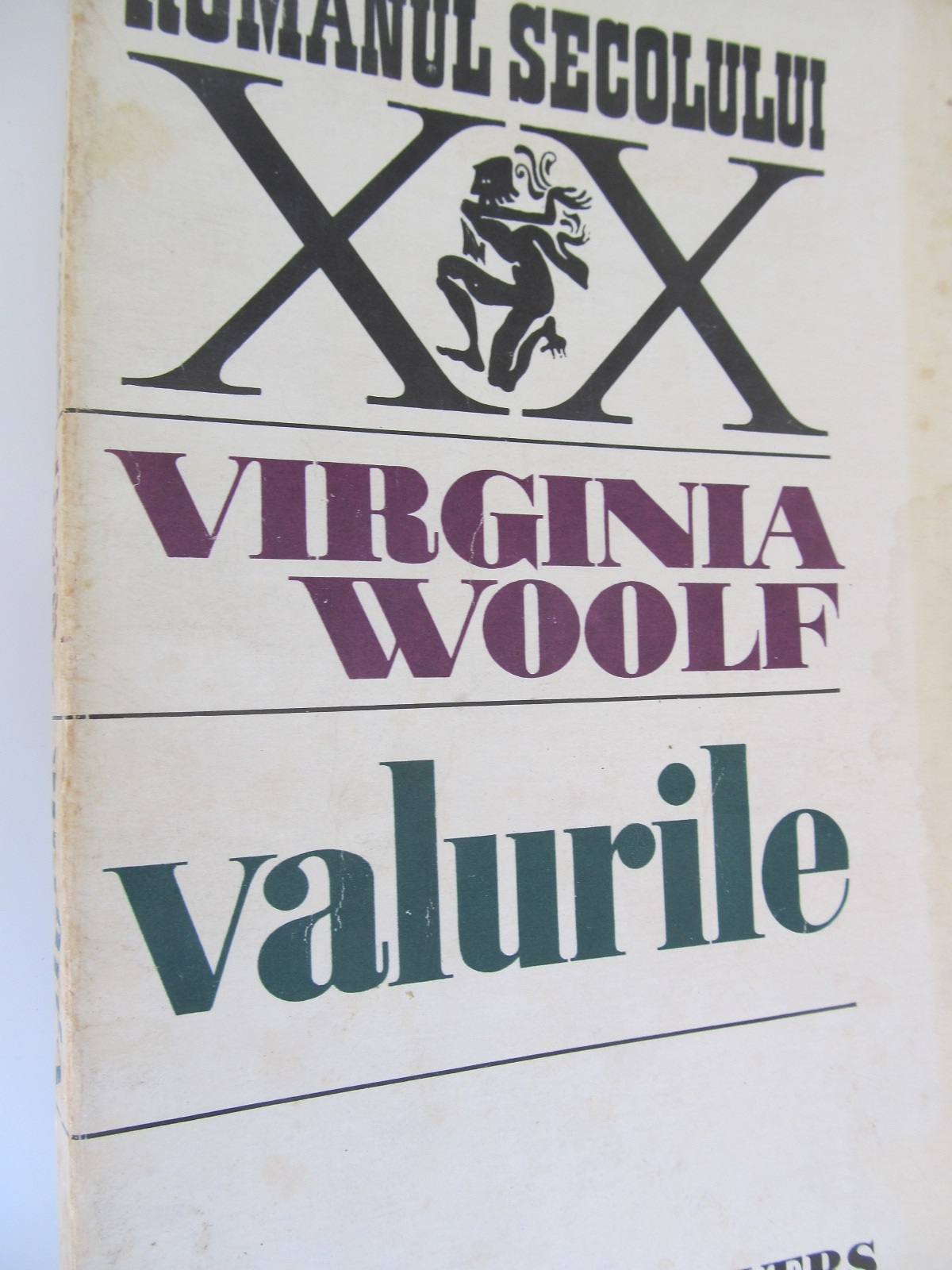 Valurile - Virginia Woolf | Detalii carte
