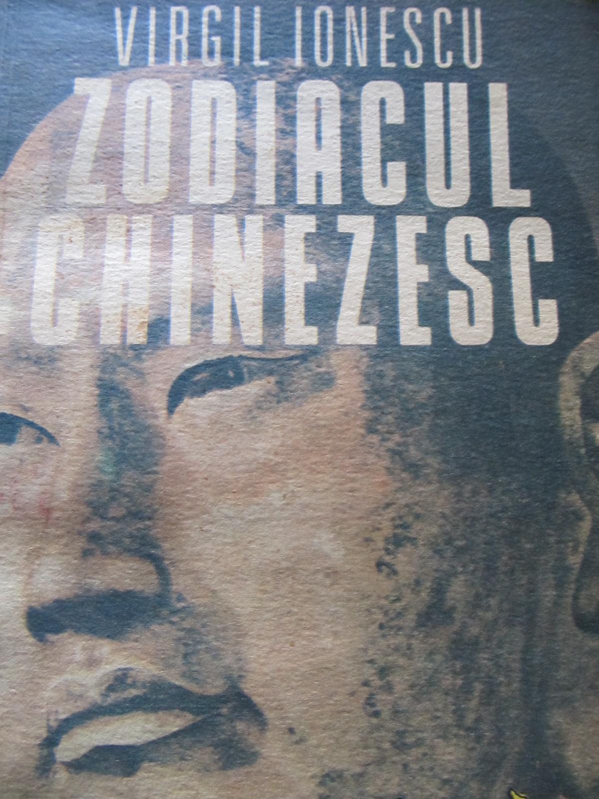Zodiacul chinezesc - O abordare stiintifica - Virgil Ionescu | Detalii carte